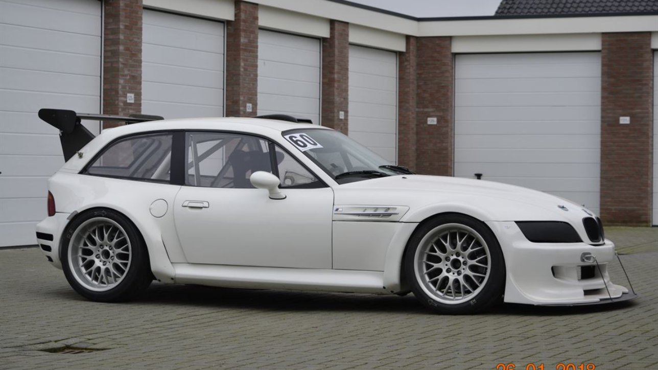 Bmw Z3 M Coupe Gtr Blackmoney Racing